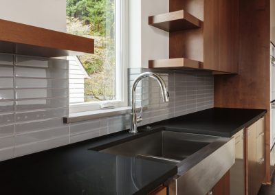 Silestone Kitchen - Iconic Black