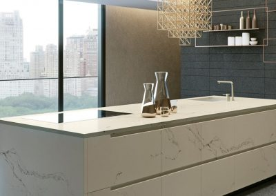 statuario_nuvo kitchen